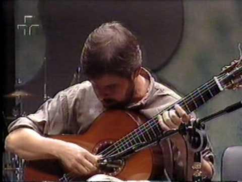 Marco Pereira Trio interpretam Frevo Rasgado de Egberto Gismonti