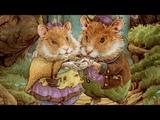Фантастический мир гномов, эльфов и фей на сказочных картинах художника Джеймса Брауна