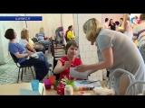 Новгородские мамы и ведущие НТ организовали в детском доме-интернате им.Ушинского яркий праздник