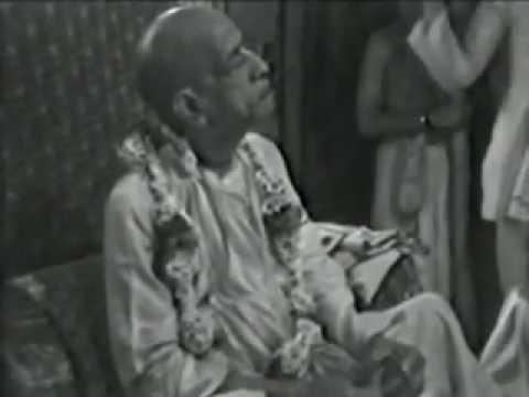 Srila Prabhupada - Sri Guru Vandana