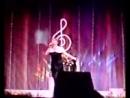 Оксаночка второе место в конкурсе 1999 год