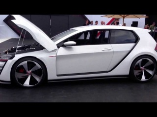 VW Golf Design Vision GTI 2k13