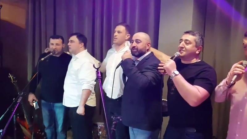 ქართველი რაგბისტების ემოციური სიმღერა