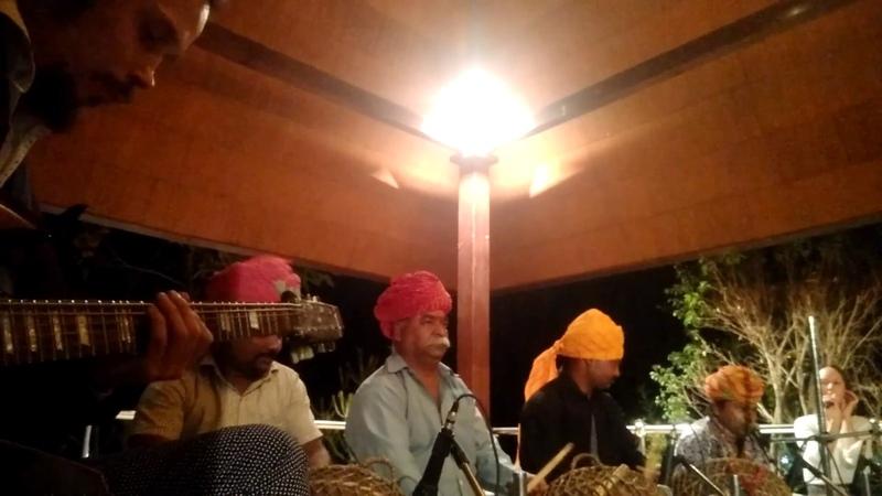 Julio Vaida, Rajasthan Express ( Nathu Lal Solanki Band), Yuan Chi