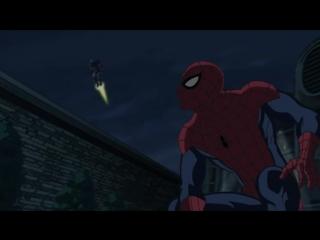 Великий Человек-паук - И вновь «Зловещая Шестёрка» - Сезон 2, Серия 25