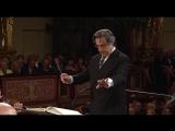 Новогодний концерт Венского филармонического оркестра Neujahrskonzert der Wiener Philharmoniker (2018)