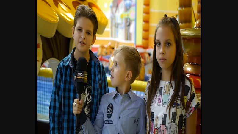 Эфир 13.10.18г. передачи Не по-детски про Кухню разных стран!