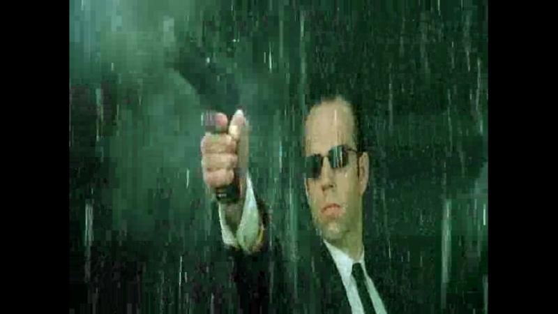 Матрица - Нео и Тринити удалось спасти Морфеуса! Агенты в ярости!(roleplay_for_the_movie_matrix)