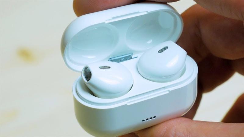 AirPods mini за 1300 рублей! Самые дешевые беспроводные наушники в стиле Apple