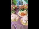 День Рождения в Семейном Парке 7Континент Угощения