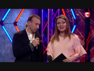 Олег Винник признается в любви - Backstage Х-фактор 9. Третий прямой эфир