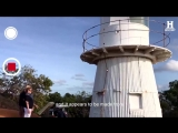 My random video diary - Cooktown Lighthouse (The Pacific In The Wake of Captain Cook with Sam Neill)