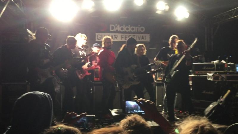 D'Addario Guitar Festival