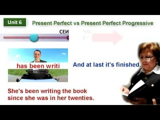 Present Perfect и Present Perfect Continuous (Progressive)