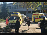 Взрыв в колледже в Керчи, СМИ сообщают о погибших
