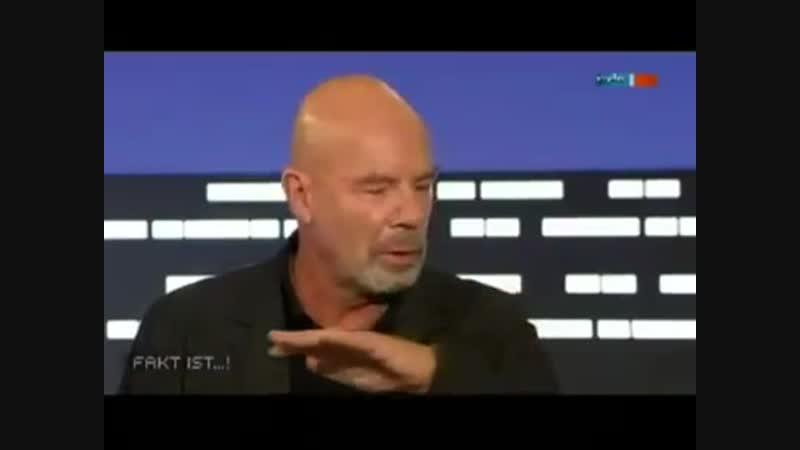 Heinz Eggert CDU Klartext bei Fakt ist...!