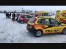 Синхронные гонки на КВЦ г. Тольятти