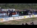 Nitrous Truck vs Chevelle Crash at Tucson No Prep Kings 2