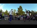 Show Your Style Battle 28.08.14 Финал (Батурина Ксюша vs Страхов Андрей)