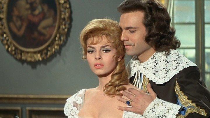 Анжелика и Король Франция 1966 Фильм = 3 = Советский дубляж
