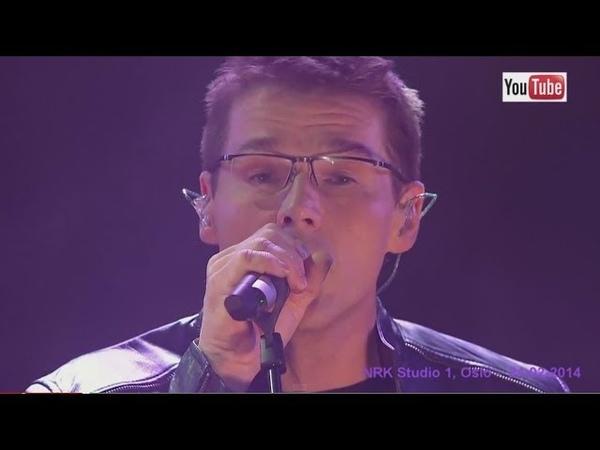 Morten Harket live - Whispering Heart (HD) - NRK Studio 1, Oslo - 24-02-2014