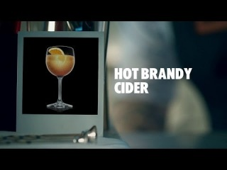 HOT BRANDY CIDER DRINK RECIPE - HOW TO MIX