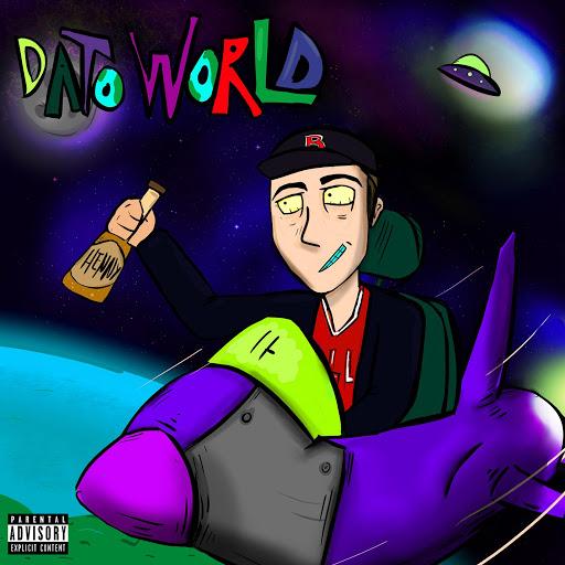 Dato альбом Dato World