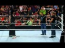 HBK, Undertaker & Triple H face to face segment before Wrestlemania 28 - WWE RAW 031912 - (HQ)
