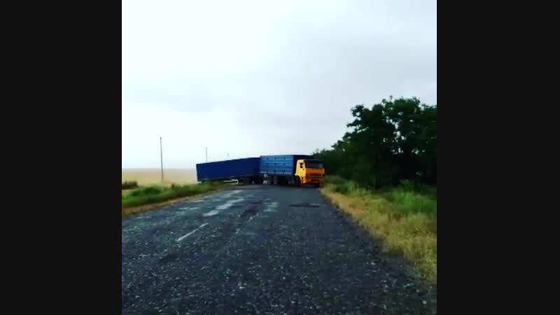 КамАЗ 6520 Зерновоз (67 тонн с Поля!) PEREGRUZ