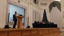 Представление Института энергетики и транспортных систем Юрием Владимировичем Кожуховы