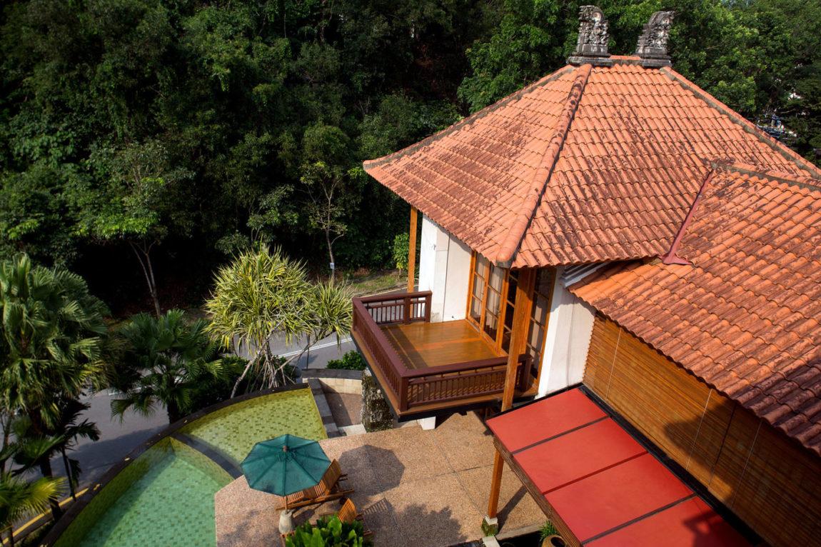 Частный дом в Малайзии