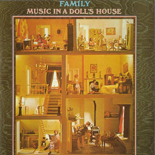 Family альбом Music In A Doll's House