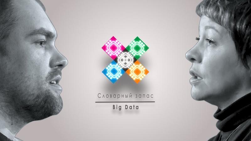 Словарный запас: Big Data