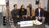 Did New Queer Eye Cast Get Advice From Original Fab Five E! Live from the Red Carpet