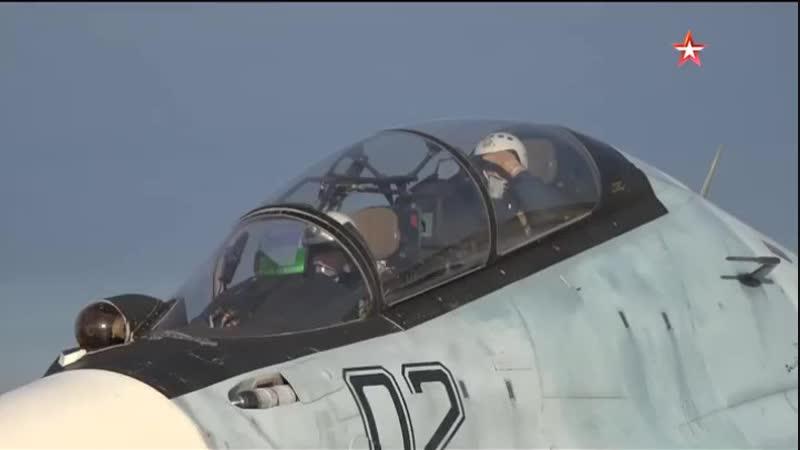 Шесть типов самолетов отработали дозаправку в воздухе на Дал