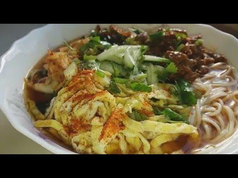 Корейское блюдо Кук Си