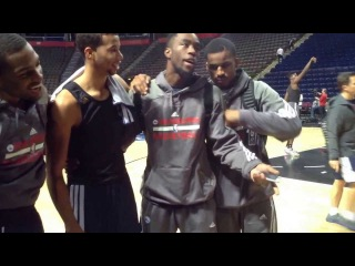 Philadelphia 76ers at #NBAManchester