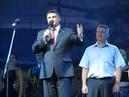 Поздравление мера Андрея Абрамченко с Днем флота Измаил, 30.06.18