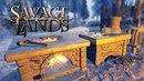 ОЛОВЯННЫЕ ИНСТРУМЕНТЫ и РАЗБОР ДОМОВ - Savage Lands - Соло Выживание
