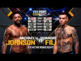 UFC_FN_135 Michael Johnson  vs.  Andre Fili