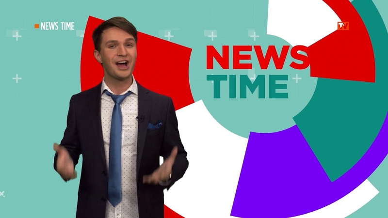 NEWS TIME Выпуск от 18 03 2019 Певица Слава выпускает новый альбом