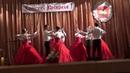 Пасхальный вальс Студия исторического бального танца при РПУ