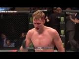 Александр Волков на UFC Fight Night 127