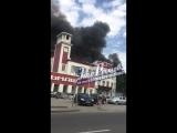 Пожар на Сельмаше - 03.08.18 - Это Ростов-на-Дону!