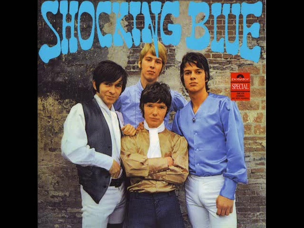 Shocking Blue * 1968 / Beat With Us