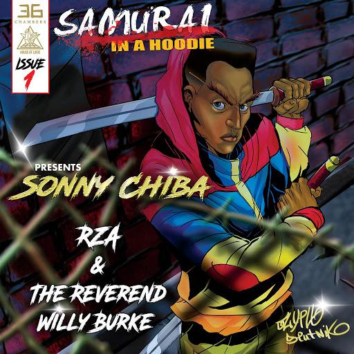 RZA альбом Sonny Chiba