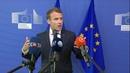 Réunion de travail européenne sur la migration: ce que Macron a dit en arrivant 24.06.2018