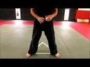 HARRISON MARTIAL ARTS-Advanced Triangle Footwork/ Triangle Size