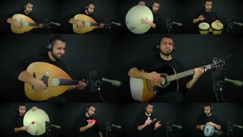 The Greatest Sia Oud cover by Ahmed Alshaiba