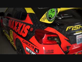 Maxxis Victra R19 и Seehorn Rally Team